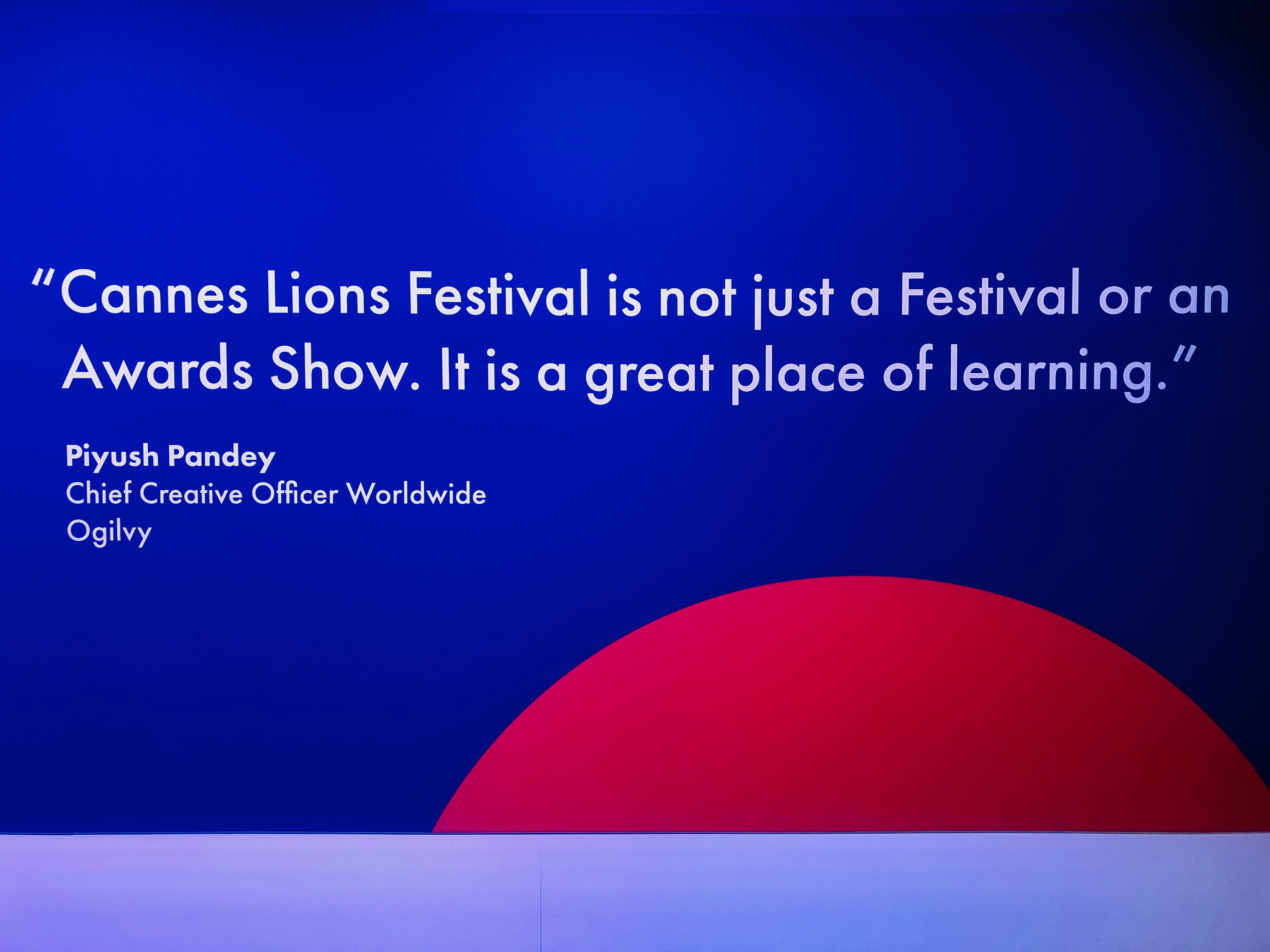Ogilvy at Cannes Lions 2019